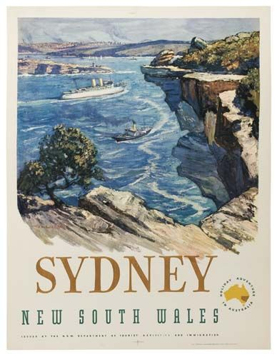 Sydney - New South Wales - (J. Richard) -