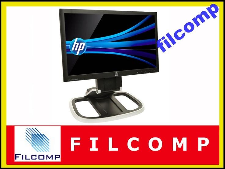 Monitor HP LCD LE2002xi LED 20 cali NOWY TANIO