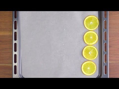 Put 4 Orange Slices On The Pan. After 90 Min, Your Eyes Will Be Bigger Than Your…