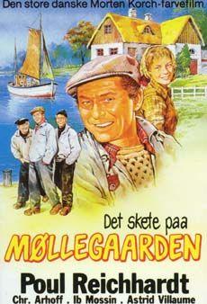 Det skete på Møllegården (1960) Martin overtager sin onkels fiskerbåd. Desværre er der smuglere i det farvand som han fisker i.