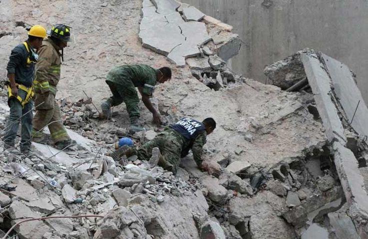 Μεξικό: Συνεχίζονται οι έρευνες για τον εντοπισμό επιζώντων μετά τον φονικό σεισμό