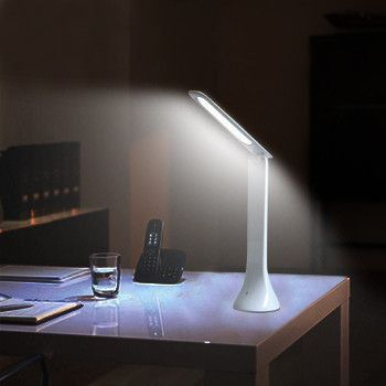 Natural Light LED Table Lamp - Easy on the Eye!