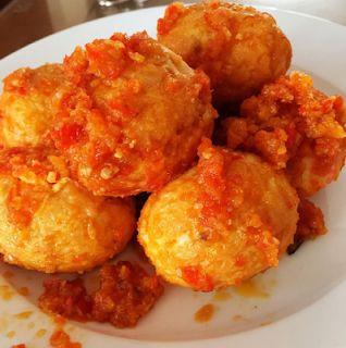 Resep Kuliner Nusantara: Resep Telur Balado