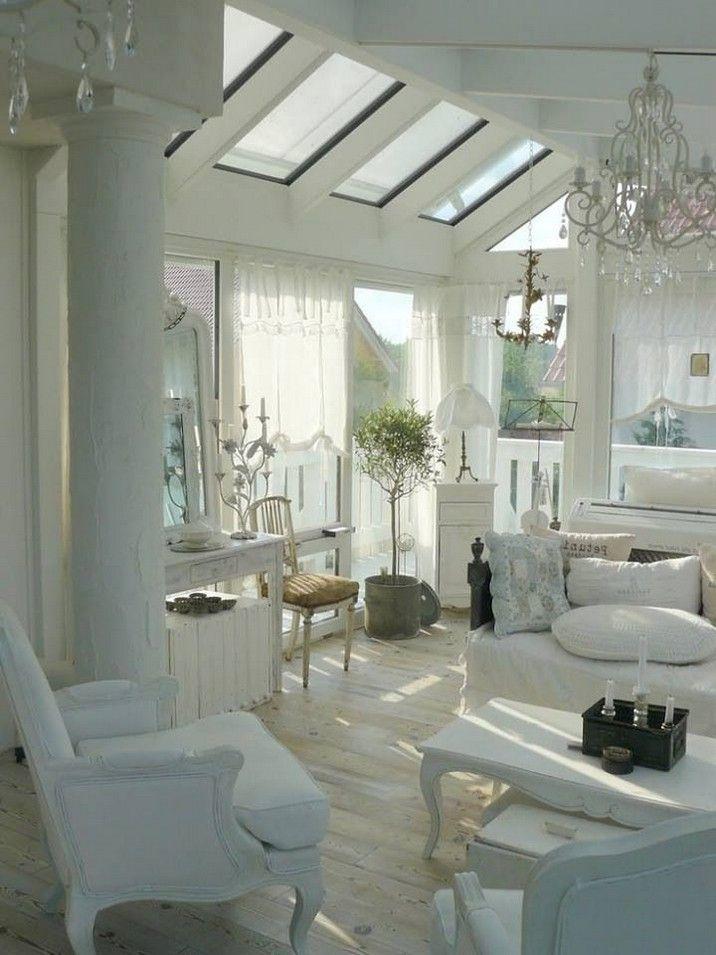 Die Besten 25 Chabby Chic Living Room Ideen Auf Pinterest