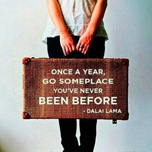 We like this motto. Check out why saving your dollar for traveling is well worth it, even if you have to sacrifice your daily Pret.