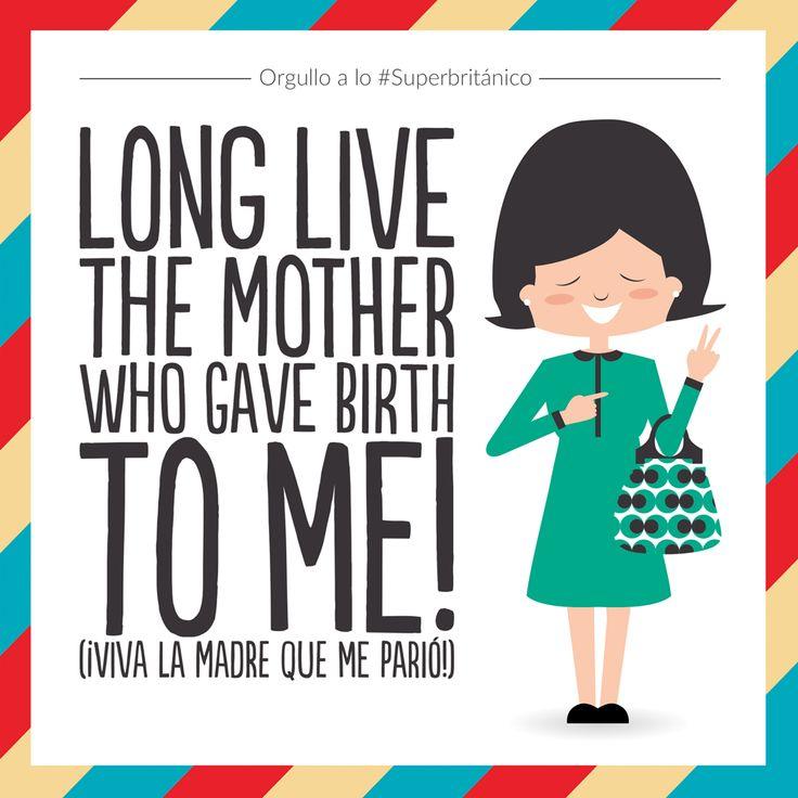¡Feliz #DíadelaMadre a lo #Superbritánico!  www.superbritanico.com