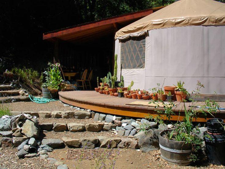 Living in a Yurt