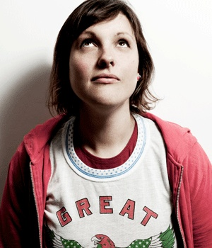 Josie Long is also a pretty swell comedian.