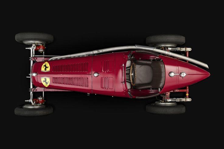 Alfa Romeo Tipo B P3 (Image: Tim Scott/RM Sotheby's)