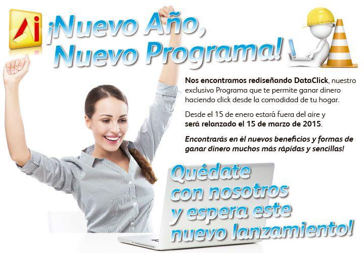 Nuevo Año Nuevos Programas