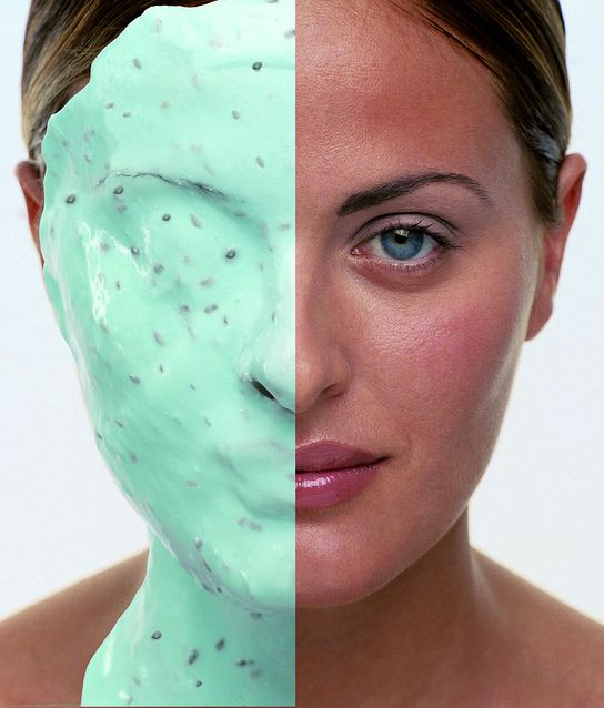 how to get rid of dark blemishes on your face