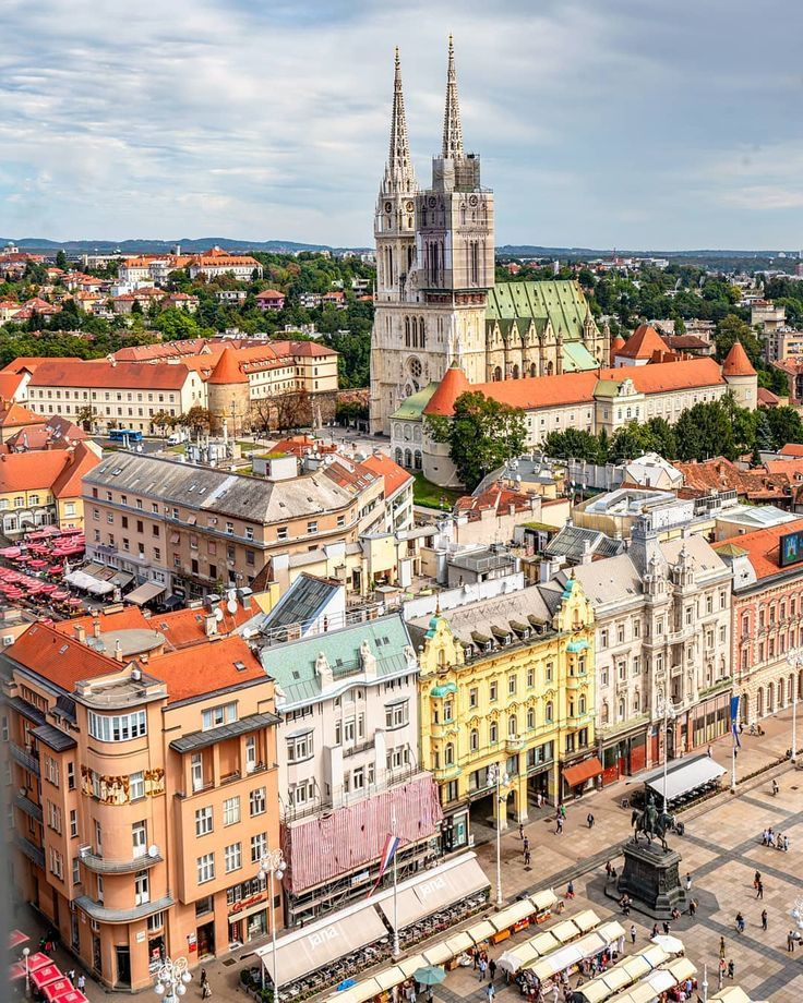 Kate Jeremy Travel Couple On Instagram Zagreb Was A Surprise A Delig Couple Delig Instagram Jeremy Surprise Travel Zagreb Domiki