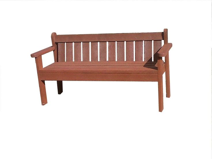 Recycled Plastic 3 SEATER KING-ROYAL BENCH