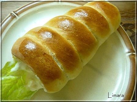 Limara péksége: Kenyértölcsérek