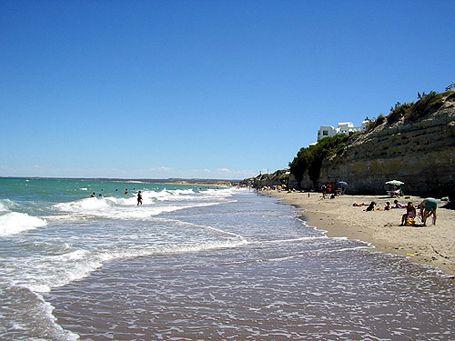 El balneario Las Grutas y San Antonio Oeste, Rio Negro