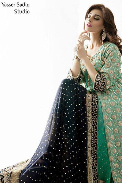 Rizwan Ahmed Formal Dresses 2014 For Women
