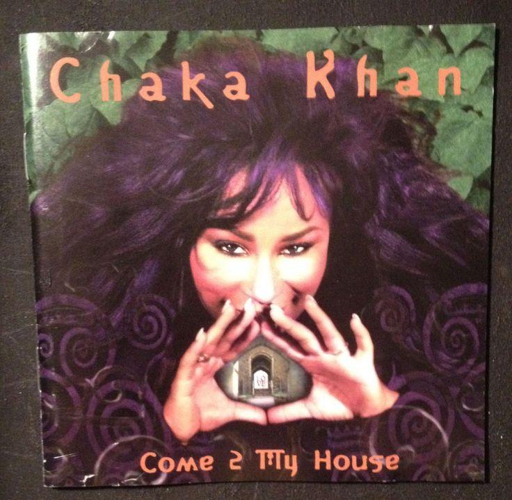 Prince produced chaka khan come 2 my house cd 1998 npg for House music 1998