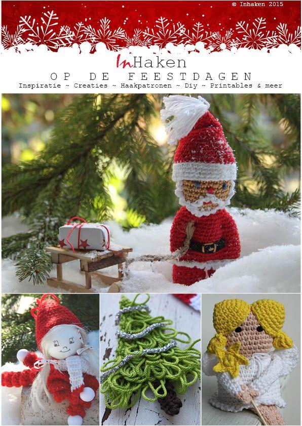 Cover van het dikke download magazine Inhaken op de Feestdagen