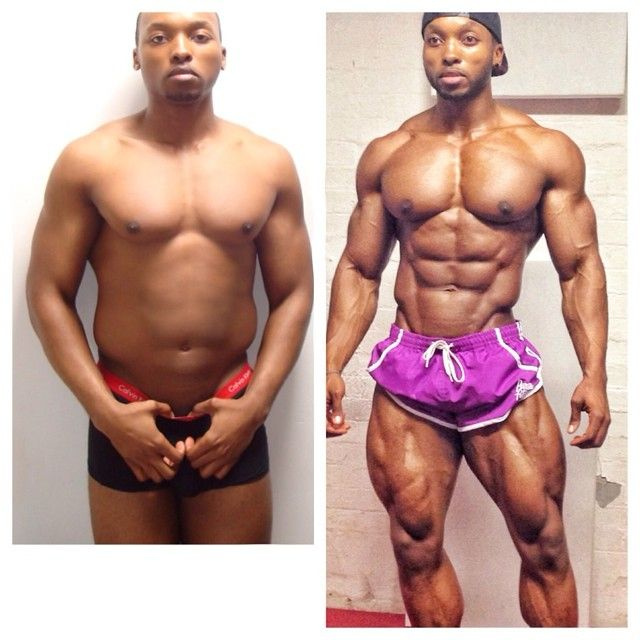 big and bulky to lean and ripped transformation - Google