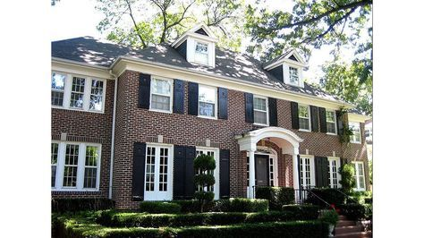 While we're willing to bet it didn't come with a home security system as effective as Kevin McCallister, the beautiful suburban Chicago home from the 1990 hit Home Alone sold for $1.5 million in 2012, according to Zillow.com. Former owners John and Cynthia Abendshien actually lived in the red-brick Georgian house during most of the filming, according to Reuters. But while some of the interior scenes were filmed on location, most were recreated on a soundstage inside a nearby school gym. We…