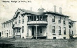 Hospital, Portage la Prairie, Man. | saskhistoryonline.ca
