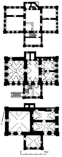 Планы этажей Дома Сапожникова (Свод памятников)