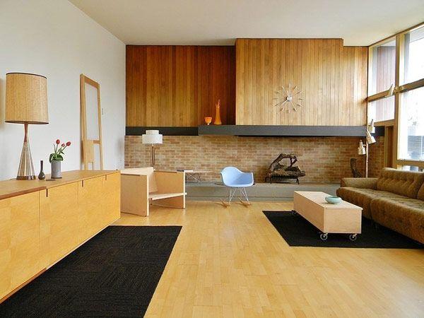 Mid century style home spokane wa