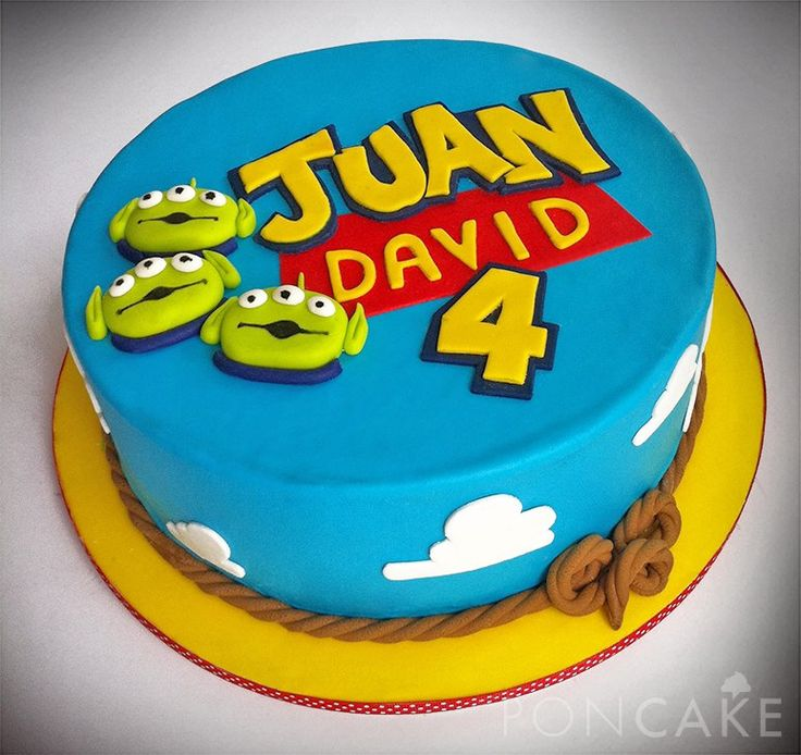 Toy Story Cake Torta De Toy Story Cakes For Boys