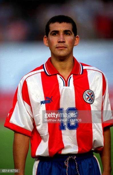 Edgar Robles Paraguay