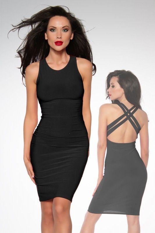 Cocktail #Kleid #schwarz My-Kleidung Onlineshop