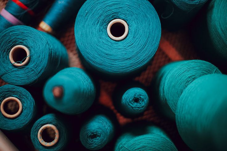 Where it all begins, with quality wool from our trusted suppliers in our various colour ranges | McKernan Woollen Mills Handmade Scarves | Made In Ireland | Hand finished