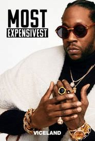"""Most Expensivest is hosted by Grammy winning hip-hop superstar 2 Chainz who takes viewers on a charming and unexpected tour of the culture of excess. Kinetic and completely unpredictable, 2 Chainz """"investigates"""" all manner of products and services, driven by a central question"""