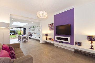 Knight Frank LTD - contemporary - family room - london - Chris Snook