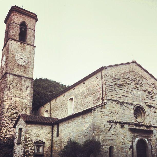 Chiesa Bagno di Romagna #terme