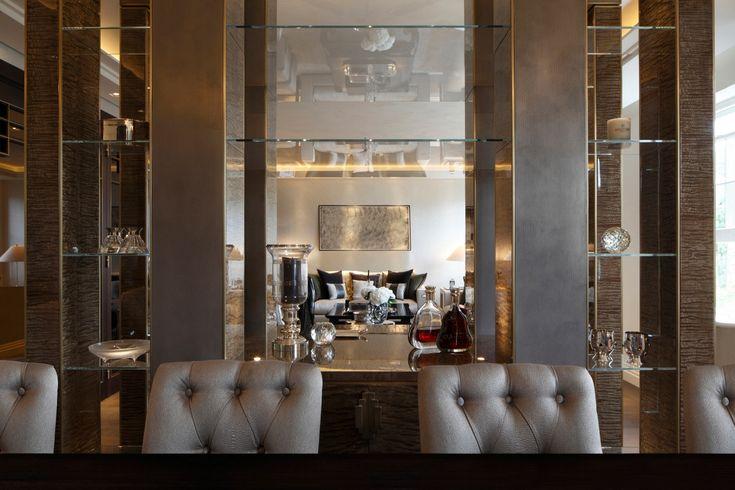 Kensington Gardens  |   Chair details, contract furniture, interior design | #details #restaurantdesign #luxuryfurniture | More: http://www.designcontract.eu/landing/100-best-restaurant-interior/