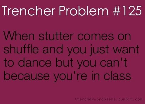 i know i love the stutter dance and im good at it too! #125
