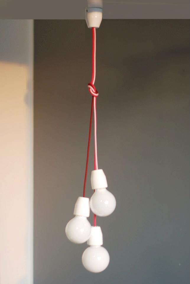 3 ágú tilka minimál lámpa