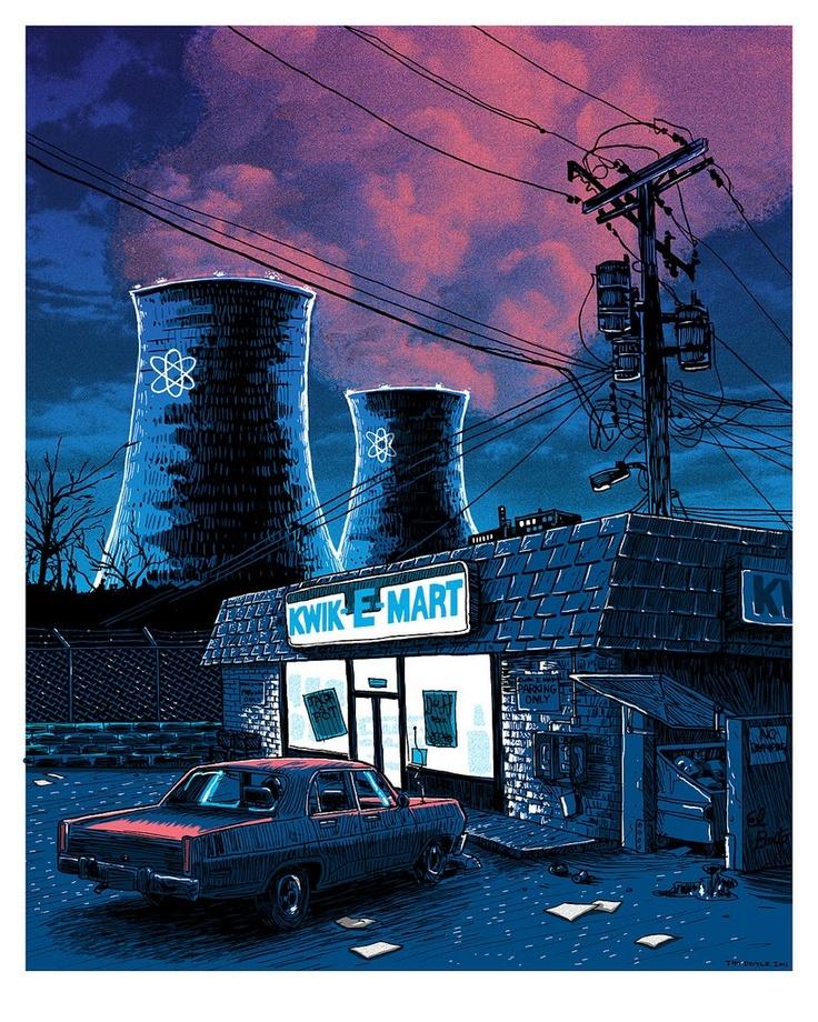 Springfield Kwik-E-Mart