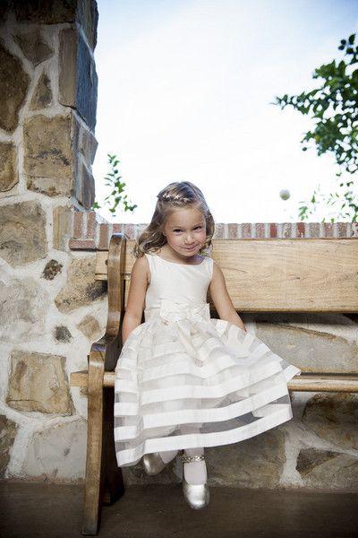 The precious flower girl! | Viera Photographics