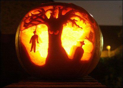 Hanging Tree Pumpkin Carving Pinterest Trees Buses