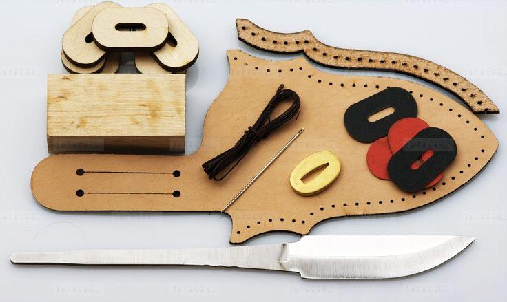 Messen Scout Knife Kit SKAUT1