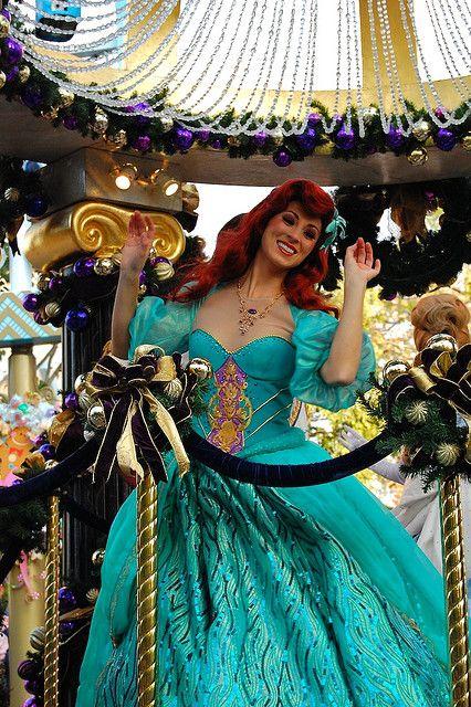 Ariel Little Mermaid Disneyland