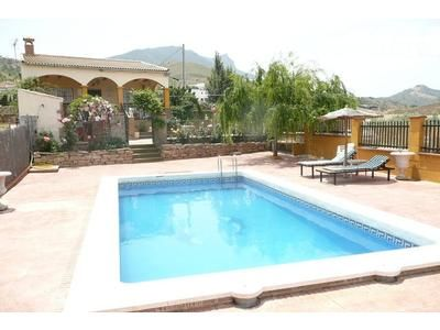 Villa Mellizo Holiday Home with large private pool | #Andalucia Spain