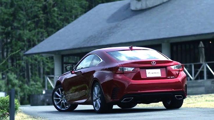 Interview with Lexus RC Designers