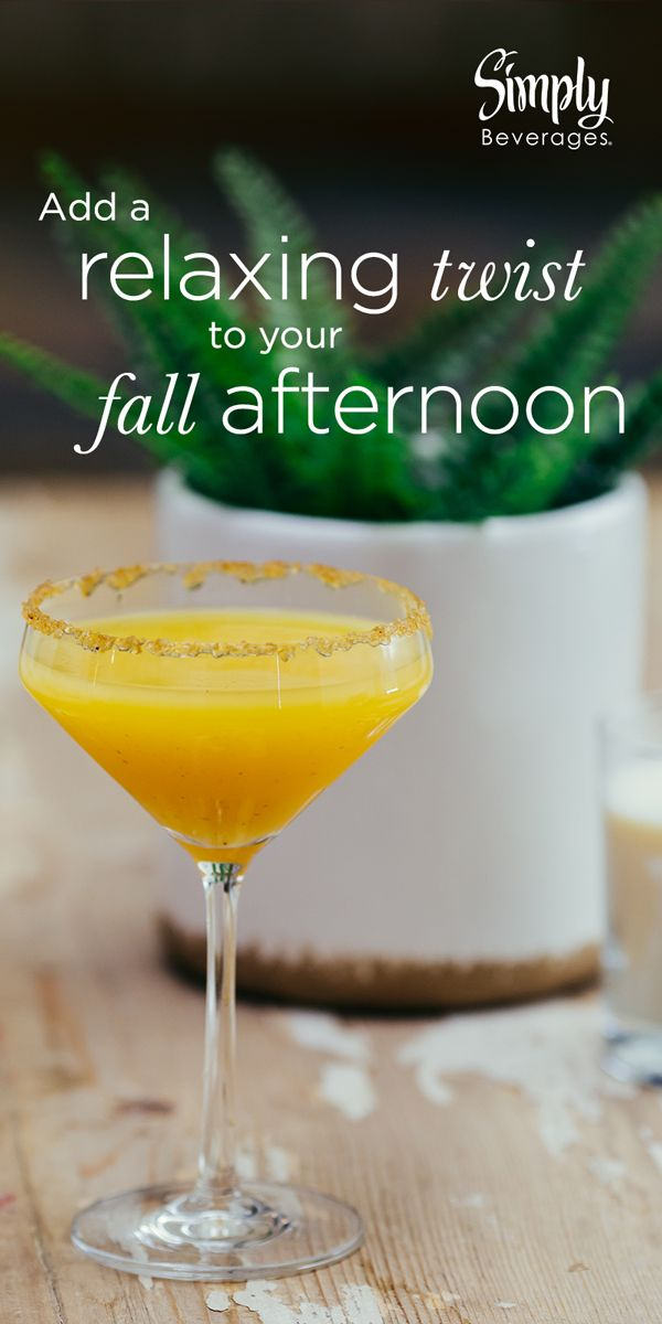 The flavors of fall paired with the feeling of summer make this Pumpkin Spice Margarita the perfect weekend cocktail.