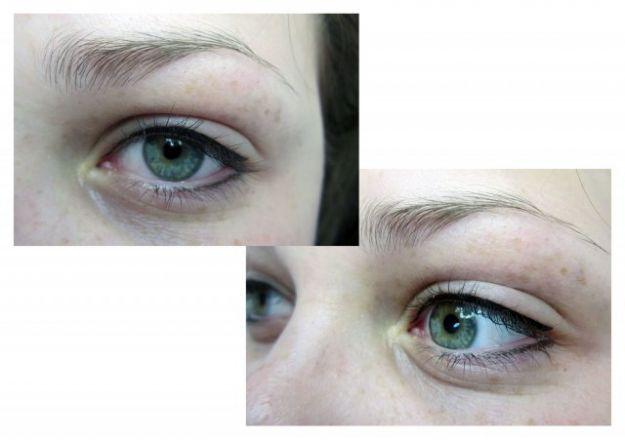 Татуаж глаз ::: onelady.ru ::: #makeup #eyes #eyemakeup