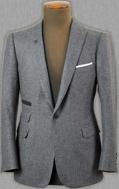 Thanks to Permanent Style (best mens blog ever...) - Cifonelli