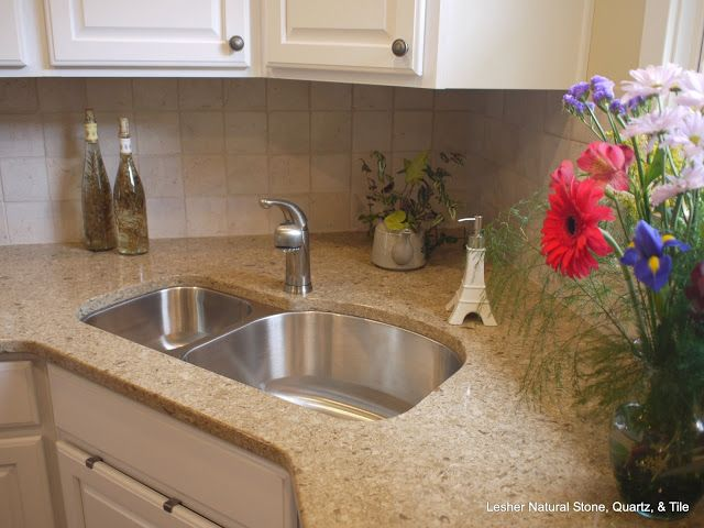 Countertop by Lesher Natural Stone, Quartz, & Tile using