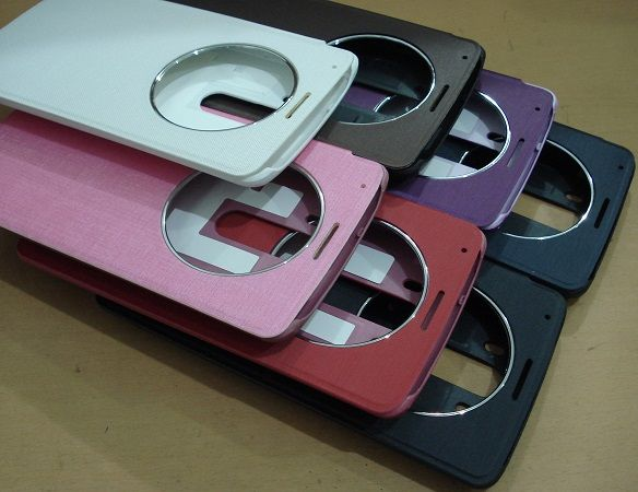 Flip Cover View for LG G3