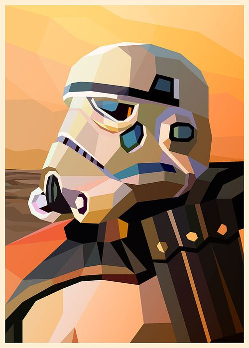 Star Wars - Super Troopers: Sand by Liam Brazier